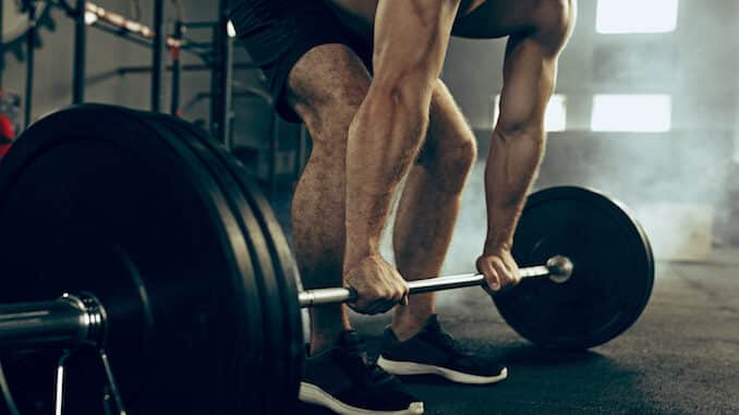 Fullbody styrketræning