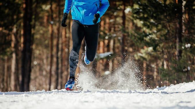 Løb om vinteren